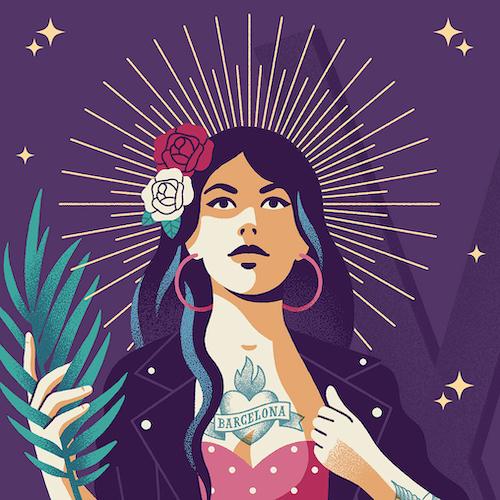 Ilustración del autor Daniel Diosdado