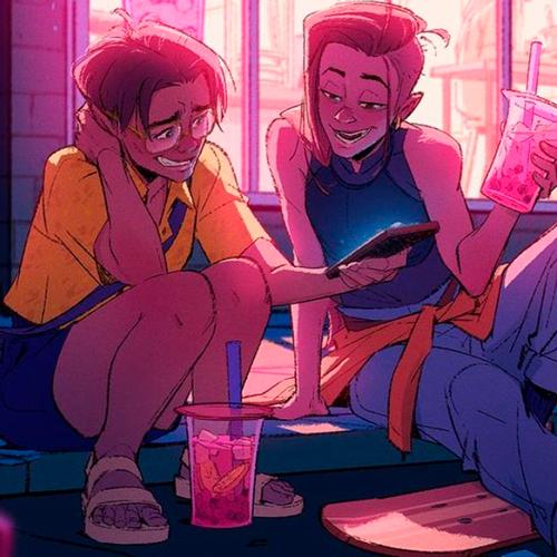 Ilustración del autor Cassey Kuo