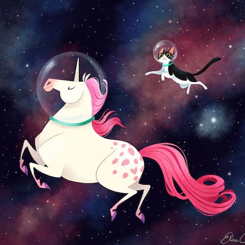 Ilustración del autor Elsa Chang
