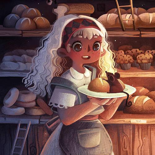 Ilustración del autor Poopikat